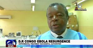 New Ebola Drugs Experimented in DR Congo