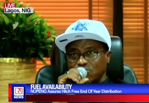 Nigerians Assured Of A Hitch Free Petroleum Distribution During Festive Period