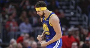 Steph Curry's Three  Pointer Record Broken by Team-Mate, Klay Thompson
