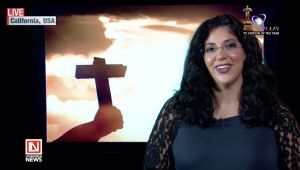 Natasha Hinn Honors Dad, Pastor Benny Hinn on Nati