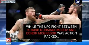 Ultimate Fighting Championship: Post Fight Clash Between Fans of Both Contenders