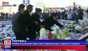 More Tributes To Leicester City's Chairman