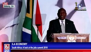 South African Government Looks at a Recently Held Jobs Summit