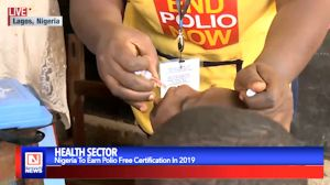 Nigeria Looking to Earn Polio Free Certification in 2019