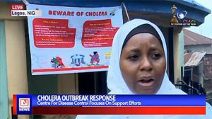 Nigerias Center for Disease Control Provides Support to Cholera Affected States in Nigeria