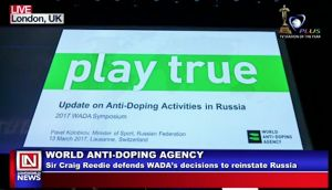 World Anti-Doping Agency Challenge Athletes to Raise a Better Alternative
