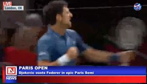 Paris Open Semi-finals