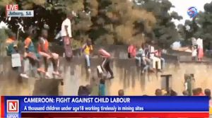 Fight Against Child Labor in Cameroon