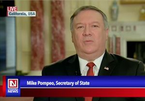 U.S Secretary of States, Mike Pompey Defends Trump Administration