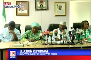 The Media and Election Reportage among ECOWAS Member States