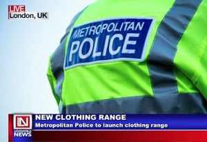 Metropolitan Police to Launch a New Clothing Range