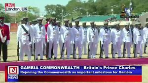 Gambia Returns to the Commonwealth Fold