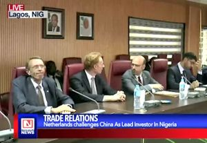 Netherlands Overtakes China as Nigeria's Highest Foreign Investor