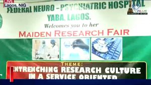 Federal Neuro Psychiatric Hospital Yaba, Marks its 11th Year Anniversary