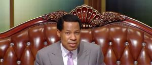 Pastor Chris Shines Spotlight on Ministry of the Holy Spirit at Global Service