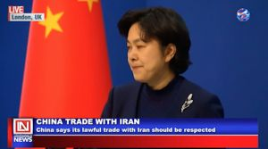 China Trade Cooperation with Iran