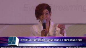 LoveWorld New Media Director Infuses Possibility Consciousness in IMCC Delegates