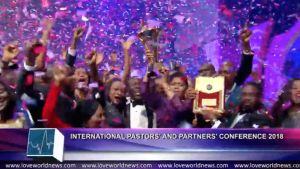 Supernatural Joy of Winning for Jesus Captured in Highlights of LoveWorld Awards