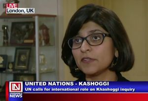 United Nations Intervene on Khashoggi's Disappearance