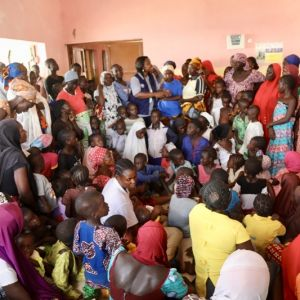 Chris Oyakhilome Foundation Rescues Hundreds of Flood Victims in Kogi State, Nigeria