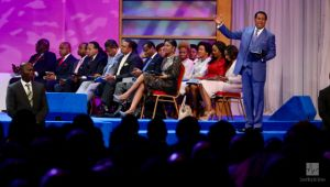 Pastor Chris Hosts Gathering of EndTime Generals out of Every Continent in Lagos