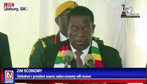 President Emmerson Assures of Economic Recovery in the Nation