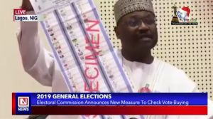 INEC Introduces New Measure to Check Vote-Buying