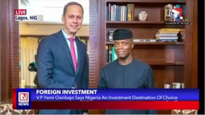 Nigeria a Leading Investment Destination for Serious Foreign Investors