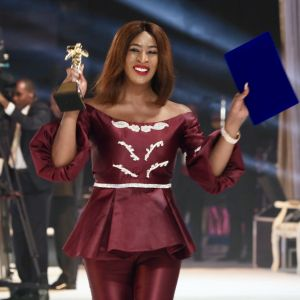 Yvonne Katsande Wins 'News Presenter of the Year' for Second Consecutive Year