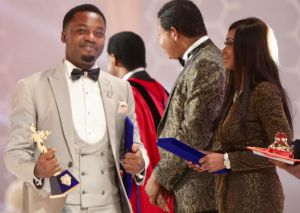 Femi Orogun Announced Web/Mobile Programmer of the Year at Staff Awards