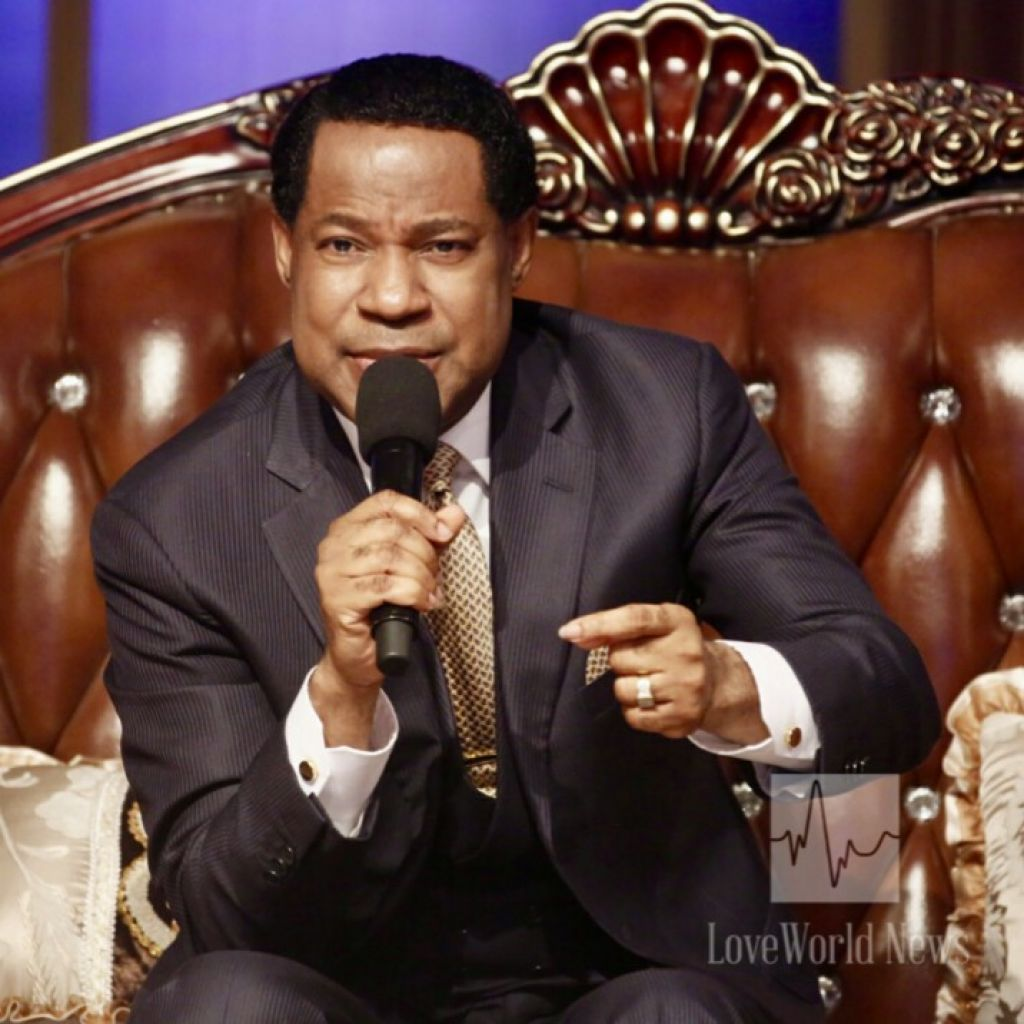 Pastor Chris Prophetically Names December 'the Month of Gathering Sheaves'!