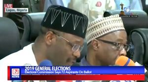 Nigeria's Electoral Body Releases Final List of Electoral Aspirants