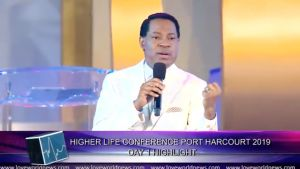 Eternal & Everlasting Life: Pastor Chris Expounds at Higher Life Conference