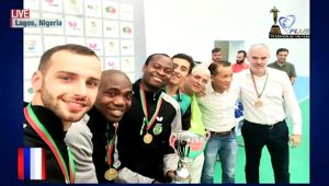 Nigeria's Table Tennis Duo Wins Portuguese Cup
