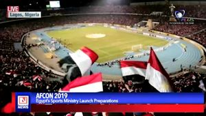 Egypt Launch Preparations for AFCON 2019