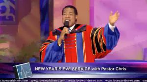 Highlights: Pastor Chris welcomes everyone into 2019