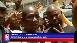 DRC: Post Election Reactions