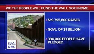 Border Wall: Thousands of Americans Pledge their Personal Money to Fund the Wall