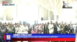 Armed Forces Day Church Service