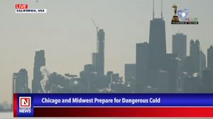 Extreme Cold Disrupts Business Activities in Parts of America
