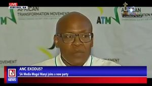 Party Defection Ahead of S.A General Elections