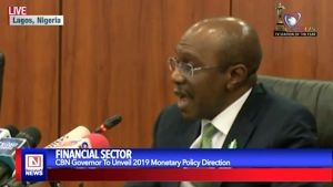 CBN Governor to Unveil Plans for 2019
