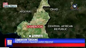 Trial of Cameroon Separatist Leaders Adjourned