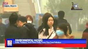 Environmental Hazards Hit More Countries in Asia