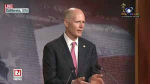 Senator Rick Scott of Florida Defends President Trump's Decision to Reject Short Term Fix to Shut Down
