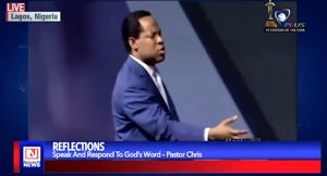 Precious Words from Pastor Chris