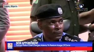 Nigeria's Acting IGP Speaks on His Administration's Agenda