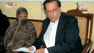 Pakistan's Supreme Court Reviews Asia Bibi's Acquital