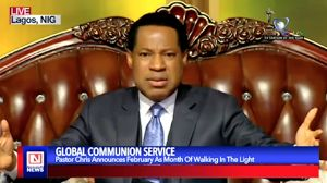 LoveWorld President Educate Congregants on Voting at February Global Communion Service