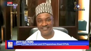 INEC's Preparedness for 2019 General Elections in Nigeria